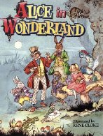 Alice in Wonderland (Alice's Adventures in Wonderland, #1) by Lewis Carroll